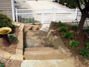 Hardscape Stairs Outdoor