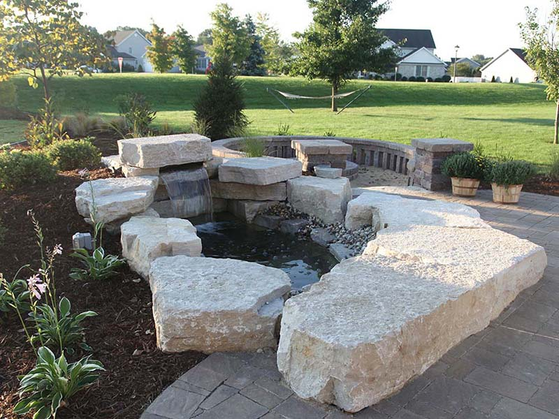 residential-water-feature